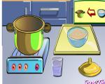 العاب طبخ البنات الشقية