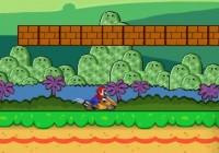 لعبة دراجه ماريو السريعه
