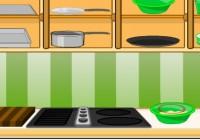 لعبة مطبخ المنزل الكبير