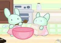 لعبة مطبخ الارانب