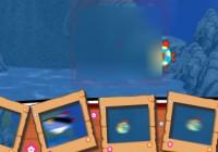 لعبة تصوير دورا تحت الماء