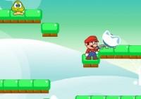 لعبة ماريو في الثلج