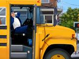 العاب سائق اتوبيس المدرسة