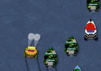 لعبة سباق سيارات سبونج بوب