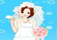 لعبة تلبيس العروسه ملك