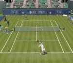 لعبة تنس المحترفين