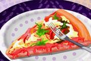 العاب بنات طبخ البيتزا