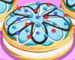 العاب بنات طبخ حلوى الماكارونس