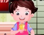 العاب بنات طبخ فطيرة الخضار للأطفال