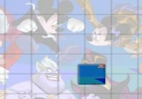 لعبة تجميع صورة ميكي والاصدقاء