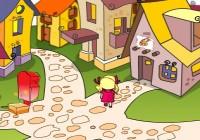 لعبة منزل لورا