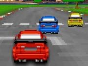 العاب سباق سيارات داخل المدينة