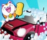 العاب تنظيف وغسل السيارة