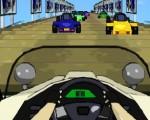 لعبة سباق سيارات قديمه