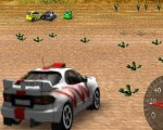 لعبة سباق سيارات رالي