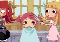 لعبة تصفيف الشعر الشريرة