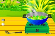 العاب طبخ بنات جديدة 2015