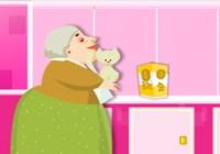 لعبة رعاية القطط
