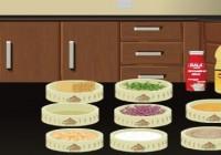 لعبة طبخ جمبري بالجبن 2016