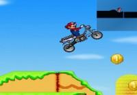 لعبة دراجه ماريو النارية 2016
