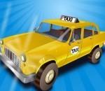 العاب كريزى تاكسى توصيل