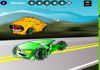 لعبة معرض سيارات بن تن