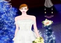 لعبة تلبيس حفل زفاف شيري