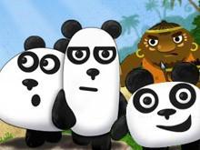 العاب دب الباندا المقاتل