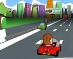 لعبة سباق سيارات الاطفال 2