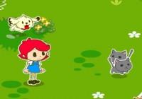 لعبة قتال القطط والكلاب