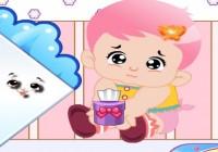 لعبة تلبيس الطفل الصغير 2016