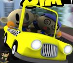 لعبة تاكسى المدينة