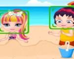 العاب بنات تلبيس مغامرات باربى على الشاطىء