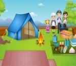 العاب مخيم الاطفال الصيفي