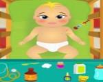 العاب بنات للاطفال رعاية الطفل الصغير