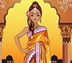 العاب تلبيس بنات هندية جديد 2014
