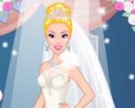 العاب بنات باربي تصميم فساتين زفاف باربى