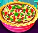 العاب طق طق وتحضير الكيكة الشهية