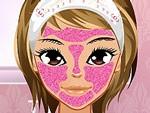 العاب تنظيف بشرة الوجه