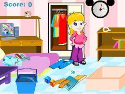 العاب تنظيف دولاب الملابس