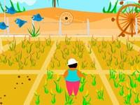 العاب مزارع الذرة الصفراء