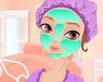 العاب تنظيف البشرة والوجه من الاوساخ