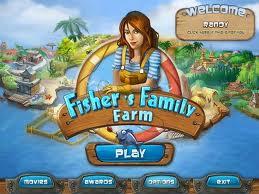 العاب مزارع العائلة
