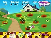 لعبة المزرعة السعيدة على الفيس بوك اون لاين