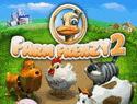 لعبة جنون المزارع 2