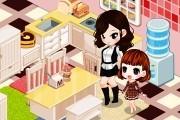 العاب بنات تنظيف المطبخ