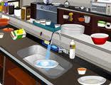 العاب تنظيف المطابخ