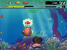 العاب السمكة