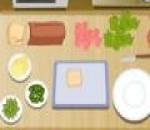 العاب تحضير بيتزا الخضروات المشكلة