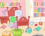 العاب بنات فقط تنظيف غرفة سارة